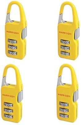 Harrison Travel Series Combination Lock(PK-1/100) Lock(Yellow)