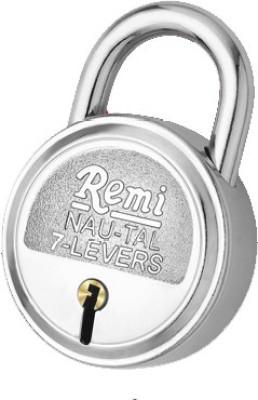 Remi Nautal75mm Padlock(Chrome)