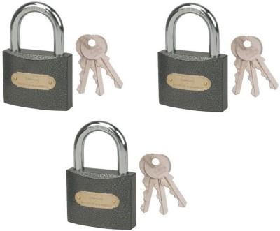 Harrison Cast Iron Pincylindrical Lock(CI/14) Lock(Black)