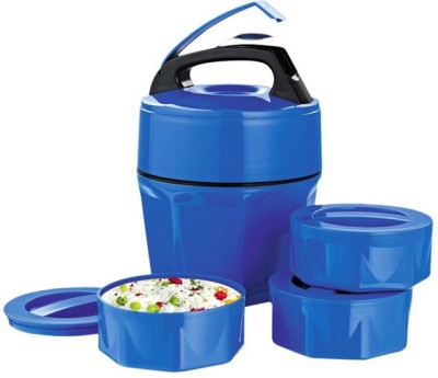 Demkas Octomeal 3 Containers Lunch Box 750 ml Demkas Lunch Boxes