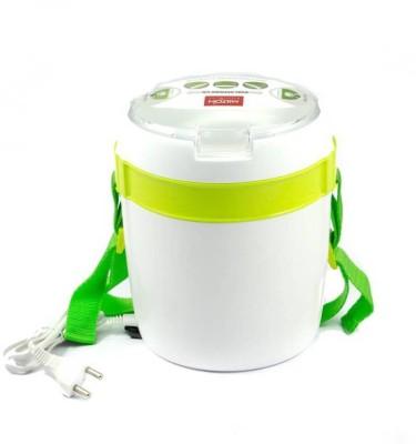 Milton lujoso1 Futron 3  Steamer Lunch Box  3 Containers Lunch Box 450 ml