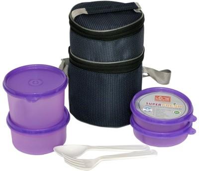Ruchi Houseware Super Fresh-4 4 Containers Lunch Box(1350 ml) at flipkart