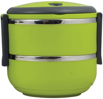 BeHome SSLB-002 H 2 Containers Lunch Box(1400 ml) at flipkart