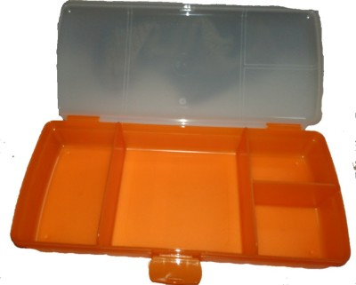 Tupperware 207 1 Containers Lunch Box(1000 ml)