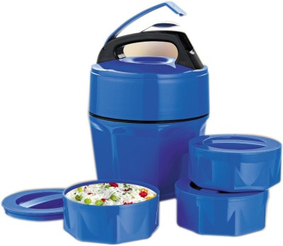 Action World Octomeal 3 Containers Lunch Box 1 L Action World Lunch Boxes