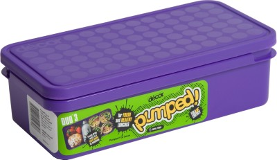 Decor Pumped 1 Containers Lunch Box