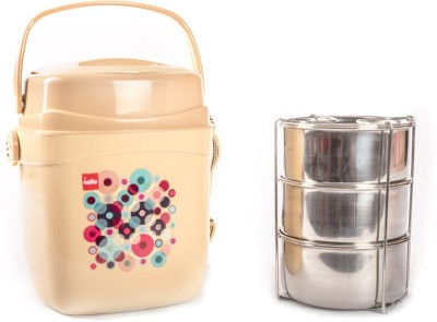 Cello 134608 3 Containers Lunch Box(750 ml)