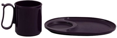 Tupperware Snacktizer 2 Containers Lunch Box(330 ml) at flipkart