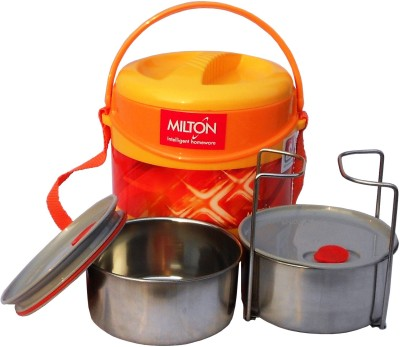 Milton Econa 2 Deluxe 2 Containers Lunch Box 400 ml