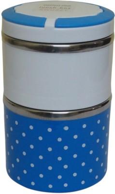 Zannuo LBDBL-PK 2 Containers Lunch Box(1 L)