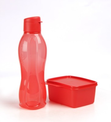 Tupperware TUPXTREM 2 Containers Lunch Box(500 ml)