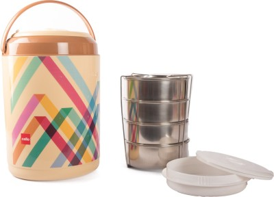 Cello 134624 4 Containers Lunch Box(1000 ml)