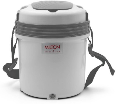 Milton Electron 3 Containers Lunch Box at flipkart