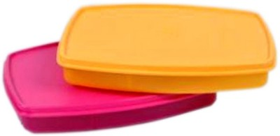 Tupperware Mactp0010tp01 2 Containers Lunch Box