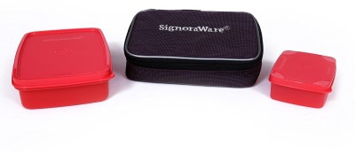 Signoraware 544 2 Containers Lunch Box