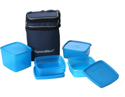 Signoraware Director Special 3 Containers Lunch Box