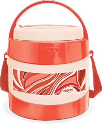 Milton 134254 2 Containers Lunch Box(400 ml) at flipkart