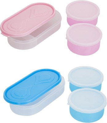 Sellebrity Combo 6 Containers Lunch Box(1300 ml) at flipkart