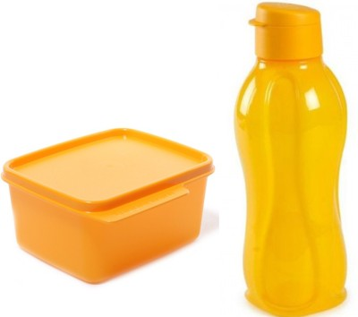 Tupperware TUPXTREM-Y 2 Containers Lunch Box(500 ml)