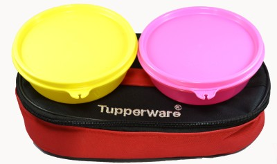 Tupperware two container 2 Containers Lunch Box(600 ml)