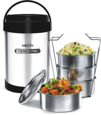 Milton FG-THF-TTS-0005 4 Containers Lunch Box(800 ml) at flipkart
