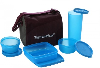 Signoraware 519B 4 Containers Lunch Box