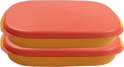 Tupperware Kom702 2 Containers Lunch Box