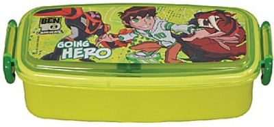 Ben 10 Ben 10 Lunch Box Hmnqlb 10235-Ben 1 Containers Lunch Box(150 ml)