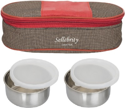 Sellebrity Perfect 2 Containers Lunch Box 400 ml