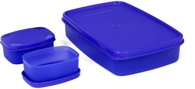 Signoraware violet 514 3 Containers Lunch Box 850 ml