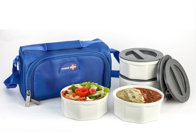 Lavi Power Plus Microwave Compatible Healthy & Hygienic 4 Containers Lunch Box(1500 ml) at flipkart