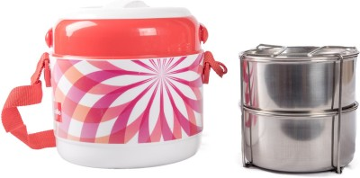 Cello 134599 2 Containers Lunch Box(600 ml)