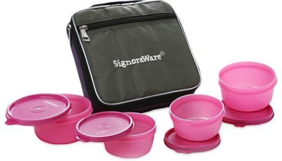 Signoraware 549 Fresh 4 Containers Lunch Box