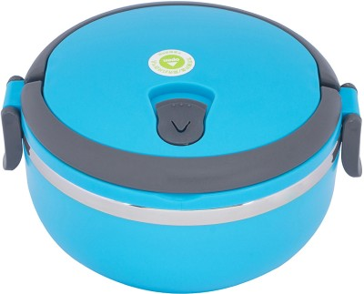 Homio Single Layer Round 1 Containers Lunch Box 700 ml