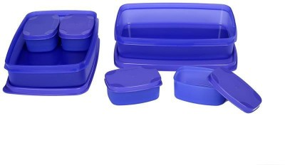 Signoraware compact 4 Containers Lunch Box(1050 ml) at flipkart