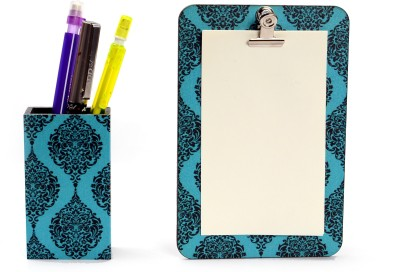 My Own Notre Dame Magnetic Note Pads Pack of 2 Blue
