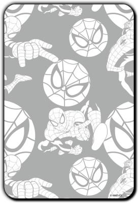 Marvel Ultimate Spider man eyes  Officially Licensed  Fridge Magnet Pack of 1 Multicolor