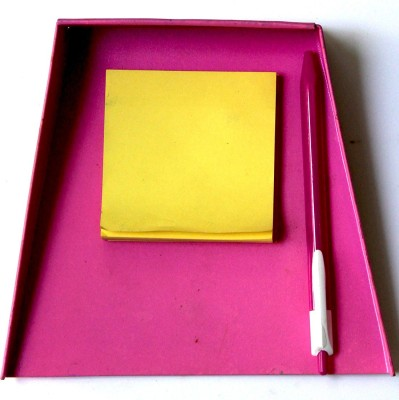 Ashvita Design Studio Dust Pan Multipurpose Office Magnets, Kitchen Organiser Magnet Pack of 1 Pink