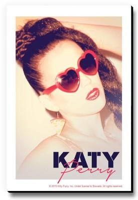 Bravado Katy Perry in Sunglasses Fridge Magnet, Door Magnet Pack of 1 Multicolor