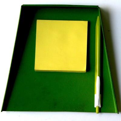 Ashvita Design Studio Dust Pan Fridge Magnet, Multipurpose Office Magnets, Kitchen Organiser Magnet Pack of 1 Green