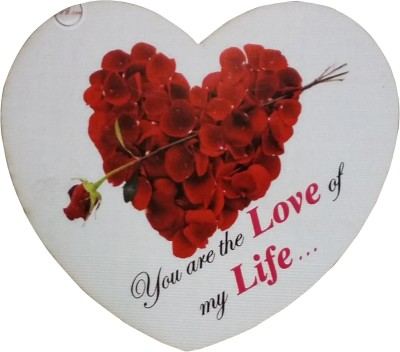 Fabionic You are the LOVE of my LIFE Fridge Magnet Pack of 1