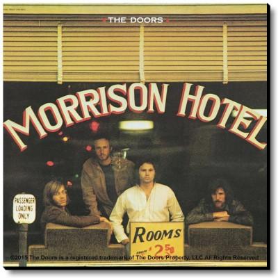 Bravado The Doors Morrison Hotel Fridge Magnet, Door Magnet Pack of 1 Multicolor