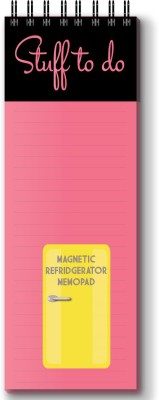 Nourish Stuff To Do Magnetic Note Pads Pack of 1