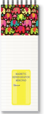 Nourish Elephant Magnetic Note Pads Pack of 1