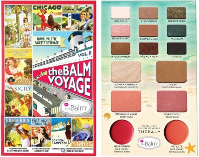 The Balm Travel Voyage Vol - II