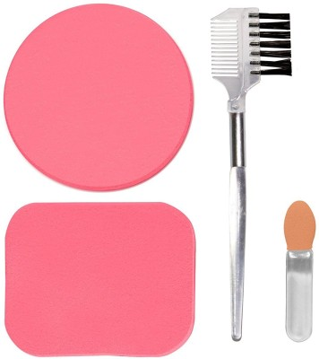 Panache Face Cosmetic Kit, Glowing Red(Pack of 4) Flipkart