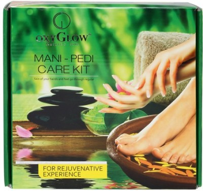 Oxyglow Mani-Pedi Care Kit(400 g, Set of 1)