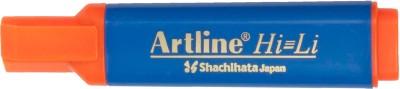 Artline 3 Line Tip Xylene Free highlighter(Set of 10, Orange)  available at flipkart for Rs.200