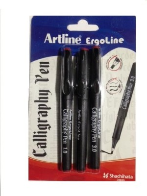Artline Calligraphy Pen Clip(Pack of 3)  available at flipkart for Rs.200