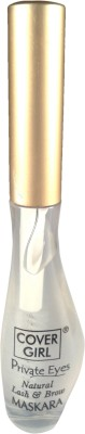 Cover Girl New Natural Lash & Brow Maskara 12.5 ml(Transparent)  available at flipkart for Rs.235